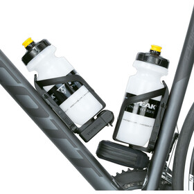 Topeak Ninja Pouch Plus Road Flaschenhalter mit Tasche